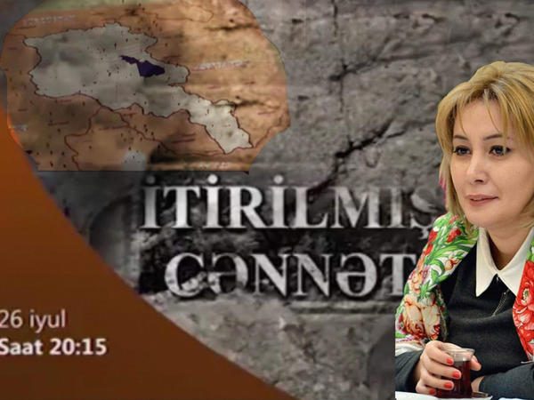 """Mədəniyyət TV-də """"İtirilmiş cənnət"""" filmi yayımlanacaq"""