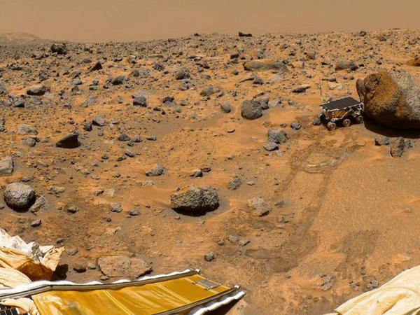 Marsda yaşayış üçün ən əlverişli üsul təklif edilib