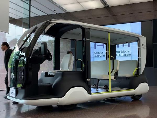 2020 Olimpiya oyunları üçün Toyota xüsusi avtobuslar istehsal etməyə başladı