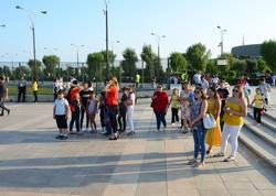 Bakı Avropa Gənclər Yay Olimpiya Festivalı öncəsi - FOTOREPORTAJ