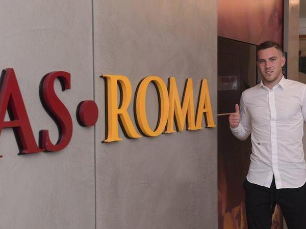 """""""Roma""""dan yeni transfer"""
