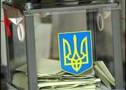 Ukraynada növbədənkənar parlament seçkiləri başa çatıb