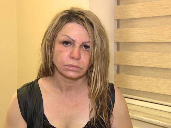 Narkotik alverçisi olan qadın saxlanıldı