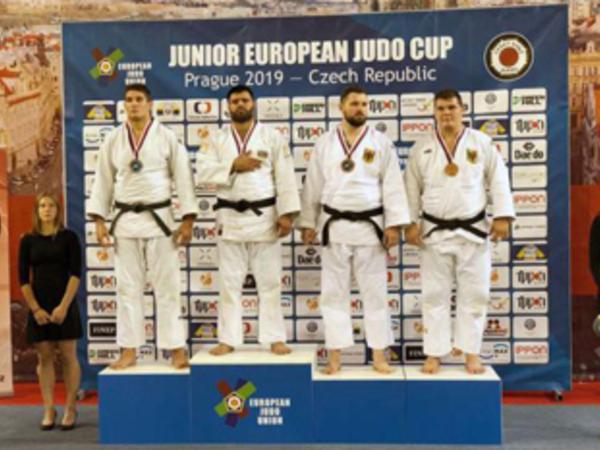 Cüdoçularımız Avropa kubokunda 4 medal qazandılar