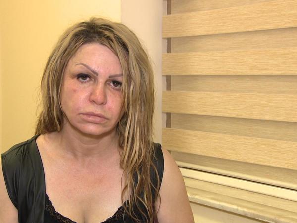Binəqədidə narkotik satan qadın saxlanıldı - FOTO