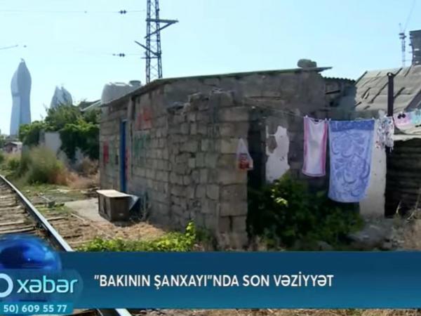 """""""Bakının Şanxayı"""" tarixə qovuşacaq - VİDEO - FOTO"""