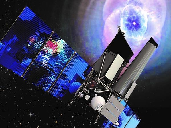 """""""eROSİTA"""" rentgen teleskopunun uğurlu uçuşu"""