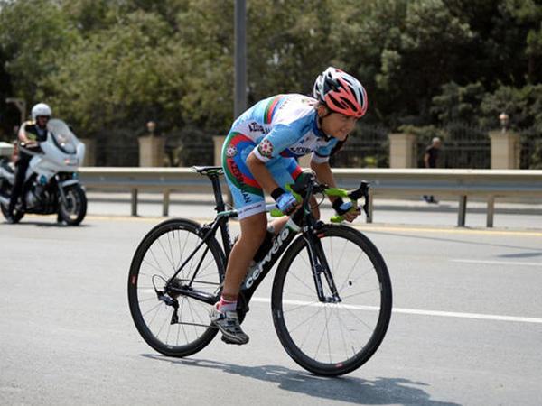 EYOF-da velosiped idmanı üzrə qızlar arasında yarışların qalibləri müəyyən edilib