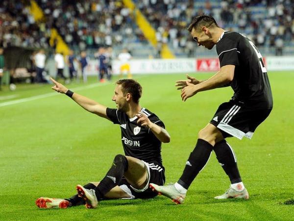"""""""Dandolk"""" - """"Qarabağ"""" matçı canlı yayımda"""