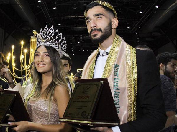 "&quot;Miss &amp; Mister Grand Azerbaijan 2019&quot;un möhtəşəm final mərhələsi baş tutdu - <span class=""color_red"">VİDEO - FOTO</span>"