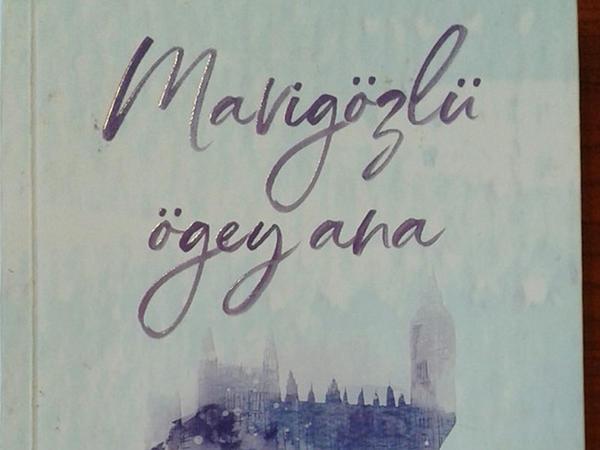 """Zülfüqar Rüfətoğlunun """"Mavigözlü ögey ana""""sı - FOTO"""