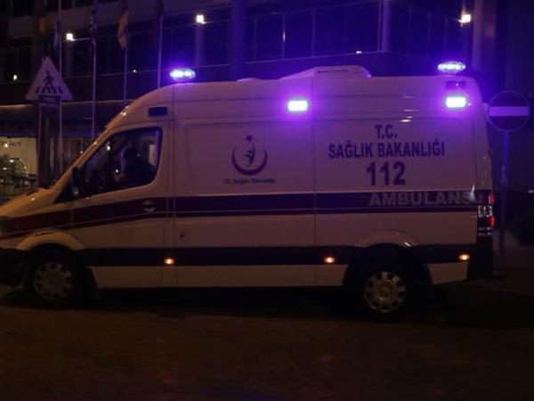 Suriyadan atılan raket Türkiyədə yaşayış evinə düşüb, yaralananlar var