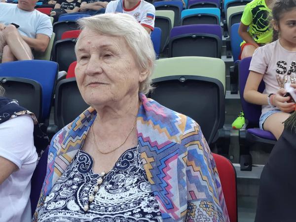 EYOF Bakı-2019: Azərbaycan gimnastlarına böyük uğurlar arzulayıram - tamaşaçı
