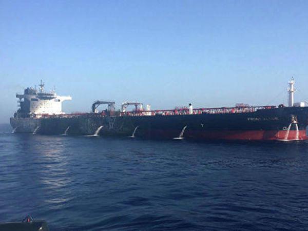 Şimali Koreya Rusiya gəmisini saxlayıb