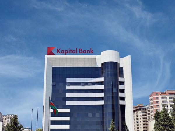 Kapital Bank - 145 il sizinlə!