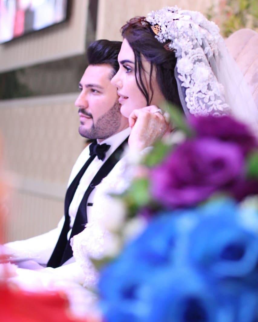 Yaraşıqlı türk aktyor azərbaycanlı qızla AİLƏ HƏYATI QURDU - Toyu Bakıda etdilər - FOTO