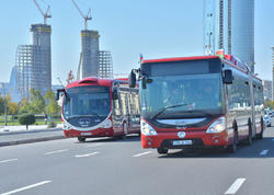 "Bakıda xüsusi ekspres marşrut xətti açılır - <span class=""color_red"">40 avtobus ayrıldı</span>"