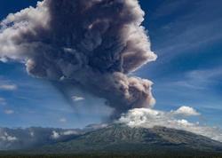 """""""Tanqkuban"""" vulkanı oyandı"""