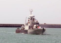 İranın hərbi gəmiləri Bakıya gəlib - VİDEO - FOTO