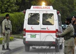 Pakistanda partlayış nəticəsində beş nəfər həlak olub