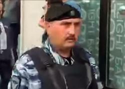 """""""Avromaydan"""" zamanı xüsusi qəddarlığı ilə fərqlənən polkovnik bu dəfə Moskvada iş başında - FOTO"""