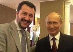 "İtalyan nazir: ""Putin böyük prezidentdir, onunla…"""