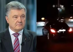 """Ukraynadan """"qaçan"""" Poroşenko bu gecə <span class=""""color_red"""">ölkəyə döndü - VİDEO</span>"""