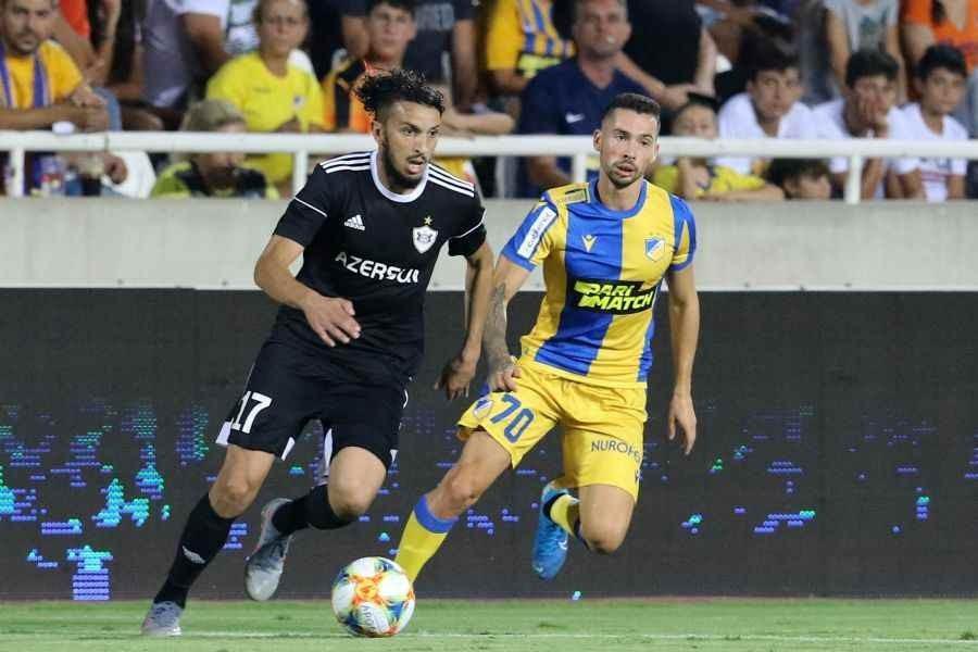 Azərbaycan UEFA reytinqində mövqeyini qorudu