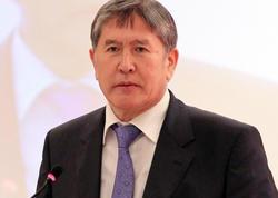 Almazbek Atambayevdən XƏBƏR VAR
