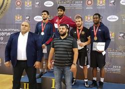 Güləşçilərimiz beş medal qazanıblar - FOTO