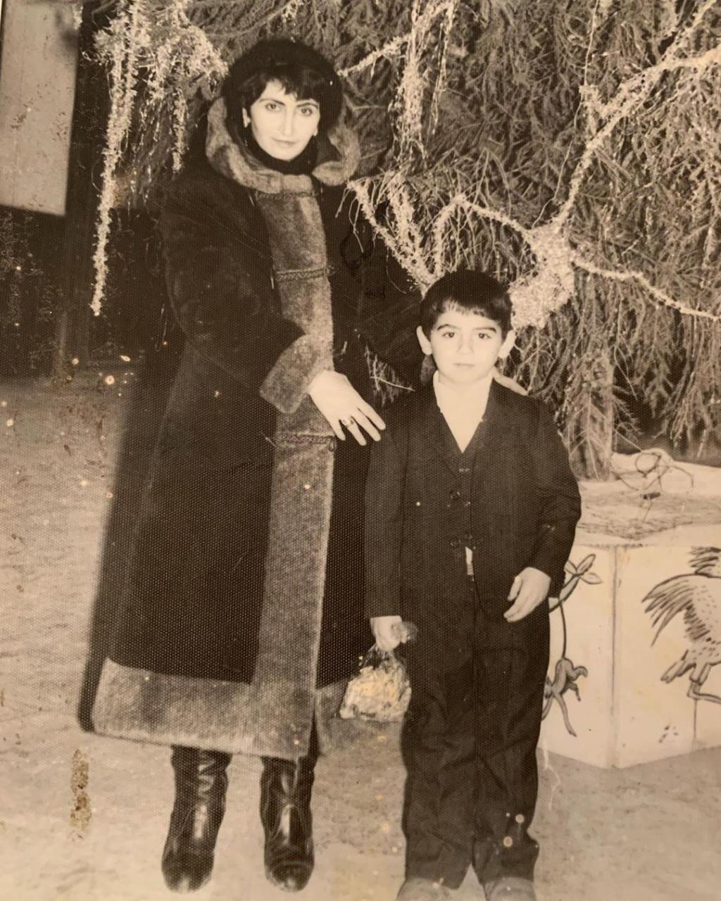 Bu uşağı tanıdınız? - İndi Azərbaycan şou-biznesinin ən məşhur üzvüdür - FOTO