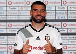 """""""Beşiktaş"""" yeni transferini təqdim etdi"""