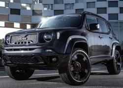 İtalyanlar Jeep Renegade modelini daha brutal ediblər - FOTO