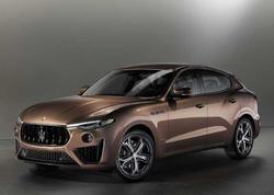 Maserati Montereyə xüsusi seriyadan olan sedanı və krossoveri gətirib - FOTO