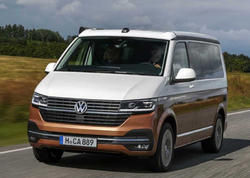 Volkswagen California yenilənib - FOTO
