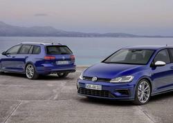 VW yeddinci nəsil Golf R modelinin istehsalına son verib - FOTO