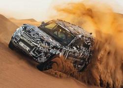 Land Rover Defender barədə yeni məlumat verilib - FOTO