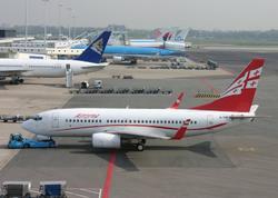 Gürcüstanda aviadaşınmalarda 12 faiz azalma qeydə alınıb