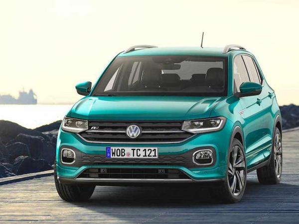 VW T-Cross kupe versiyasına sahib olacaq - FOTO
