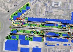 """Bakının bu küçəsində yol infrastrukturu dəyişdirilir - <span class=""""color_red"""">Bundan sonra... - FOTO</span>"""