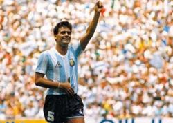 Argentina millisinin sabiq futbolçusu vəfat etdi