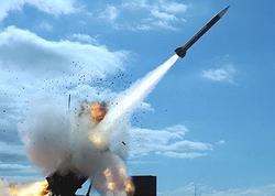 Suriyada ölkənin ərazisinə raket zərbəsi endirildiyi bildirilib