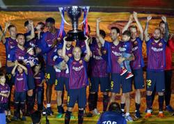 Futbol üzrə İspaniya La Liqası başlayır