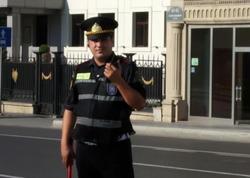 """Yeni formalar bu yol polislərinə verildi - <span class=""""color_red"""">FOTO</span>"""