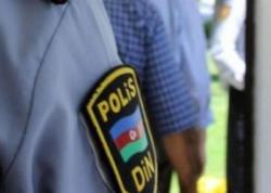 Prokurorluq: Goranboyda polis əməkdaşına qarşı zor tətbiq olunub