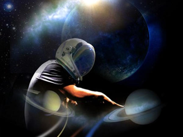 """İlk """"kosmik dicey"""" Beynəlxalq Kosmik Stansiyada konsert verib - VİDEO"""