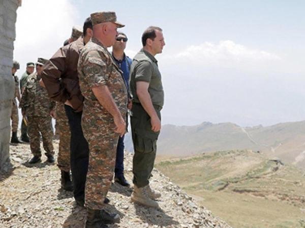 """Ermənistan """"140 hektar torpaq almışıq"""" dedi, <span class=""""color_red"""">Azərbaycan MN istehzalı cavab verdi</span>"""