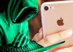 """""""iPhone""""da yeni təhlükəli boşluq aşkar edilib"""