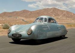 Porsche şirkəti Type 64 modelini markanın ilk avtomobili saymır - FOTO