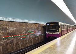 """Bakıda metroda gərginlik düşdü, """"Sahil"""" stansiyasında işıqlar söndü"""